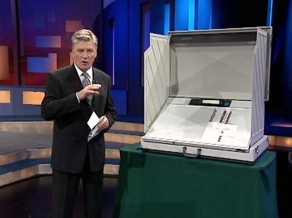 Electronic voting - Storage costs reduced from last year