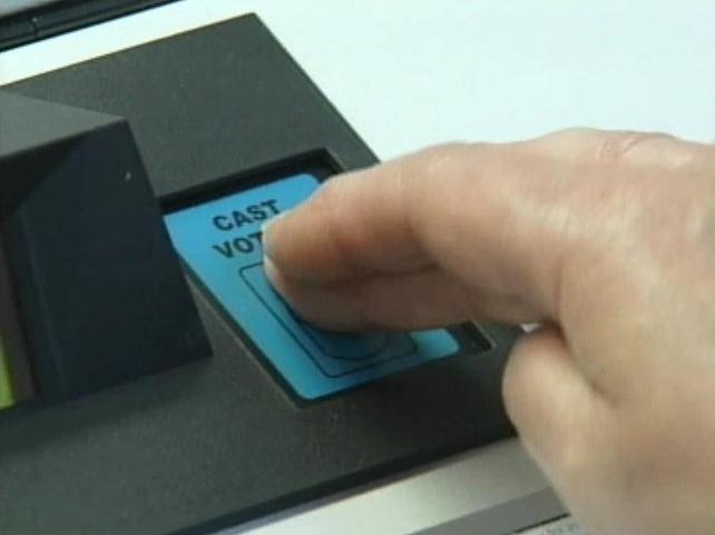 E-voting - Machine storage cost €489k in 2007