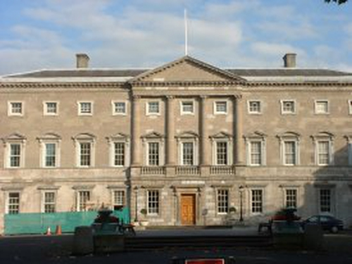 Leinster House - Dedicated TV channel sought
