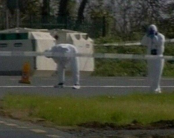 Dublin - Attack happened in April 2007
