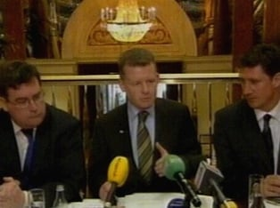 Trevor Sargent - A statement by the Taoiseach would serve the public