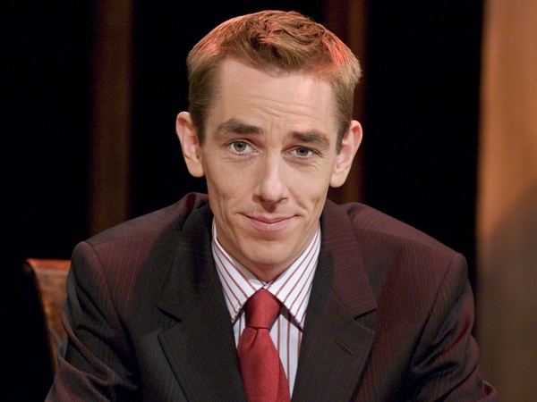 "Tubridy - ""I nearly fell off my seat. I had to pick my jaw up off the ground."""