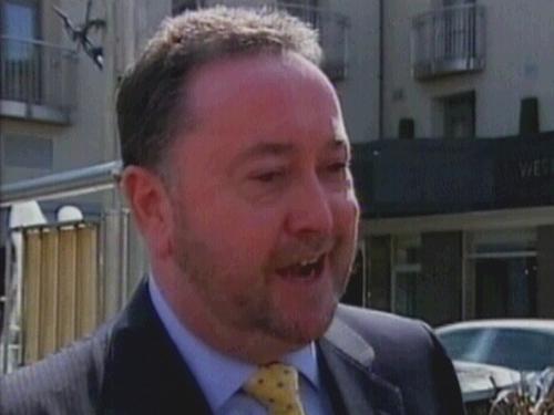 PJ Stone - 'Dept of Justice interfering in garda work'