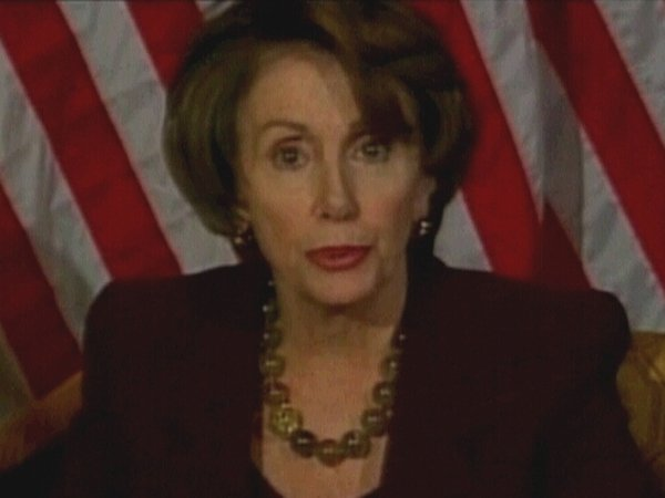 Nancy Pelosi - Could back vote on Armenian cause