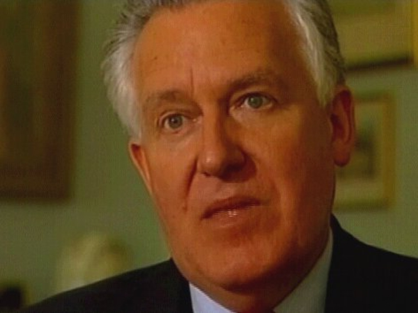 Peter Hain - Appointed the two men