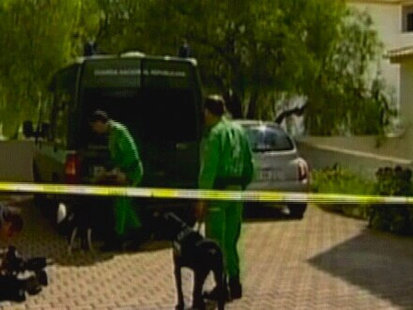 Portugal - Search for three-year-old Madeleine McCann continues