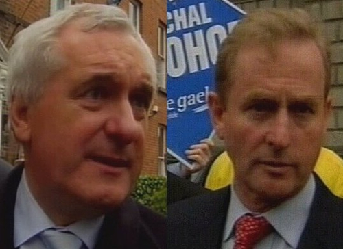 Ahern & Kenny - Debate on 17 May