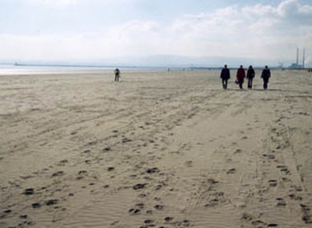 Dollymount Strand - Awarded a Blue Flag