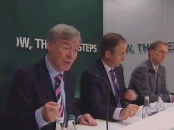 Seamus Brennan - FG has 'no job strategy'