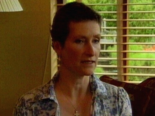 Rebecca O'Malley - Diagnosed with breast cancer after being given all-clear