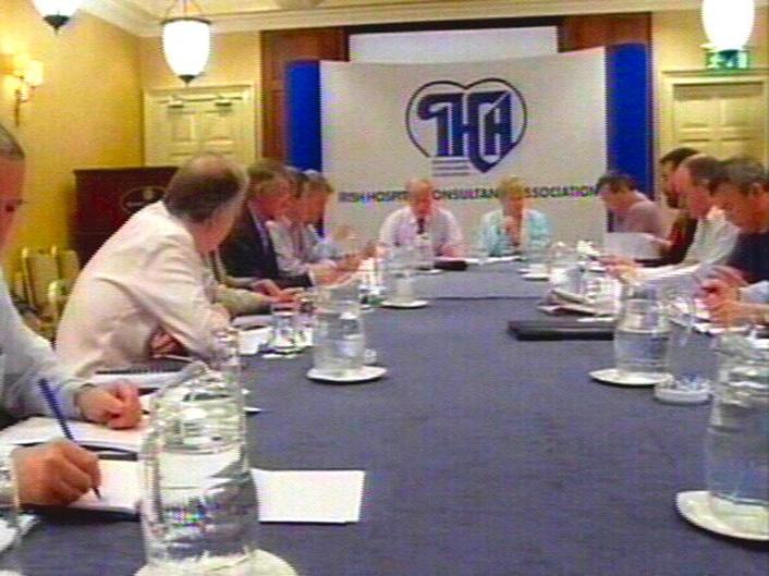 Irish Hospital Consultants Association