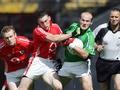 Cork 2-14 Limerick 0-07