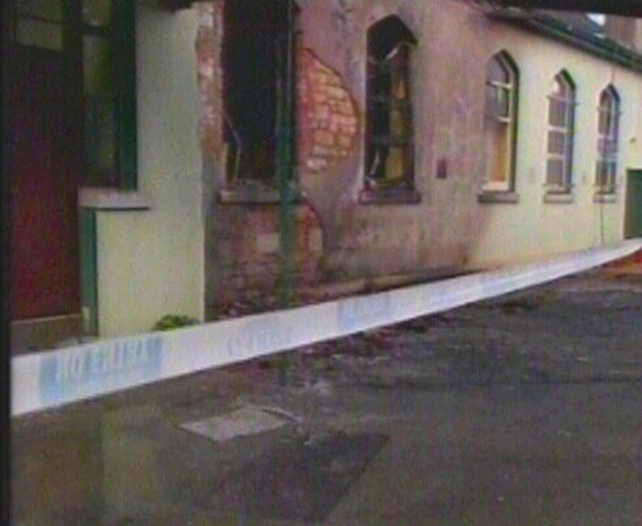 St Mary's Primary School - Fire may have been started deliberately