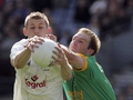 Kildare ring changes for Rossies trip