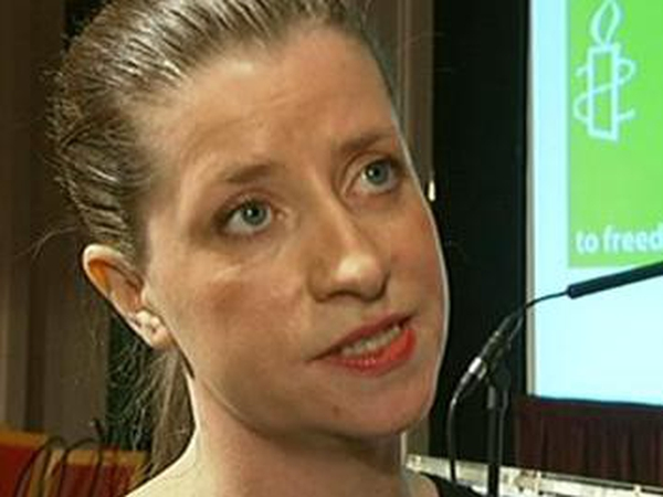 Noeleen Hartigan - 'Victims of trafficking criminalised rather than supported'