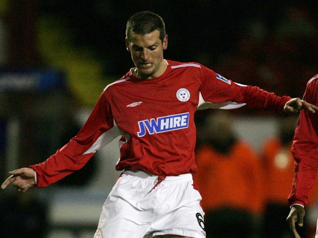 Shelbourne missed Jim Crawford for Friday's trip to Donegal