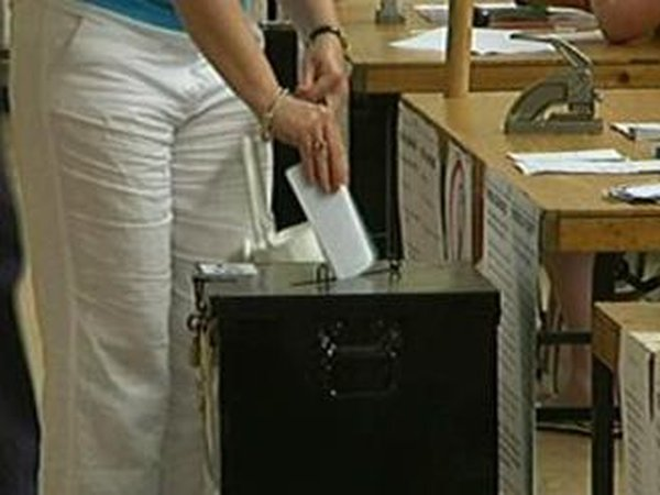 Election 2007 - More than 3 million people voted