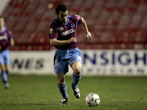 Drogheda United beat Waterford United without Ollie Cahill's presence