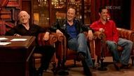 Gerard Byrne, Peter Corry and Gavin O'Fearraigh