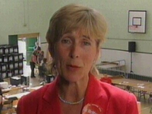 Liz McManus - Raising issue of competence