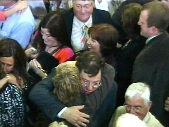 Brian Cowen - FF battle for last Laois-Offaly seat