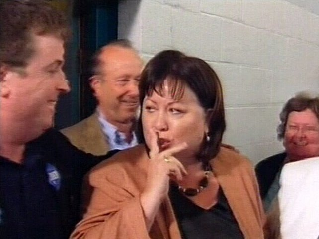 Mary Harney - Too early to say what conclusion she will reach
