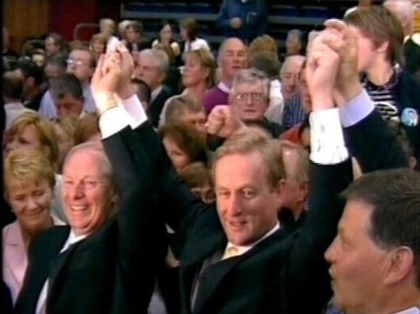 Enda Kenny - FG had greatest ever seat gain