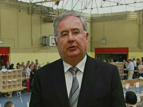 Pat Rabbitte - Critical of Labour 'brand'