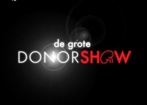 The Big Donor Show - Has provoked anger