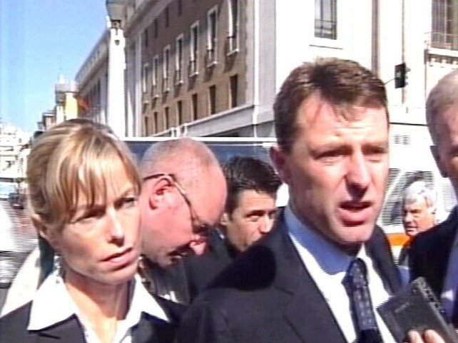 Kate & Gerry McCann - First TV interview since named as suspects