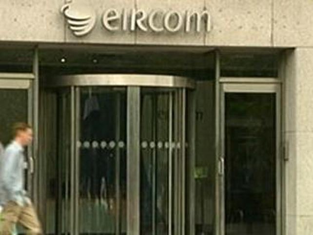 Eircom changes - New 'transition unit' set up