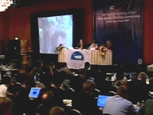IWC meeting - Japanese plan fails