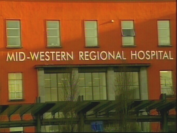Mid-West Regional Hospital - Protests followed today's announcement