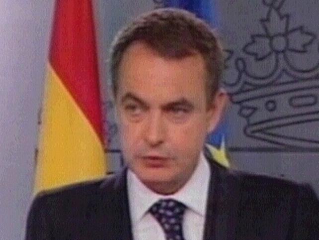 José Zapatero - Demanding that ETA abandons violence
