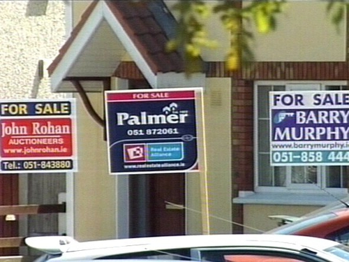 House Prices - Fall in house prices