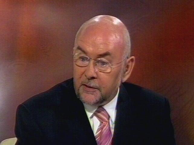 Ruairí Quinn  - Labour will continue to back Enda Kenny for Taoiseach