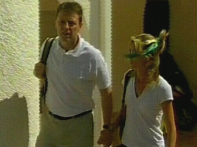 Gerry and Kate McCann - Both denies involvement in their child's death
