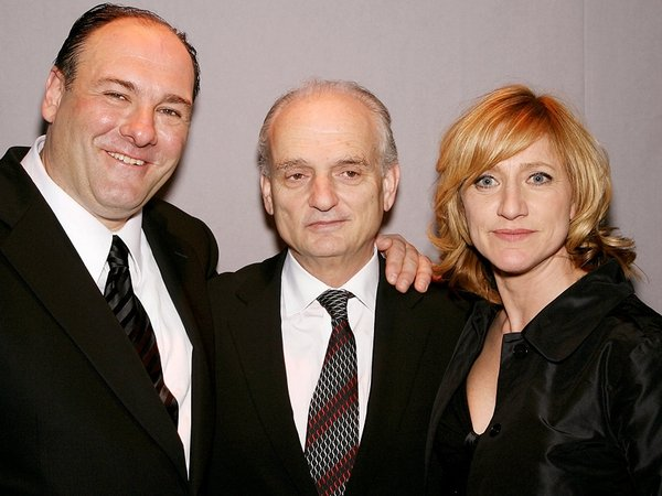 The Sopranos - Creator David Chase and stars James Gandolfini and Edie Falco among the nominees
