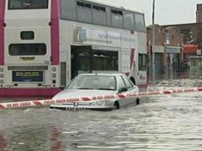 Northern Ireland - Emergency operation under way
