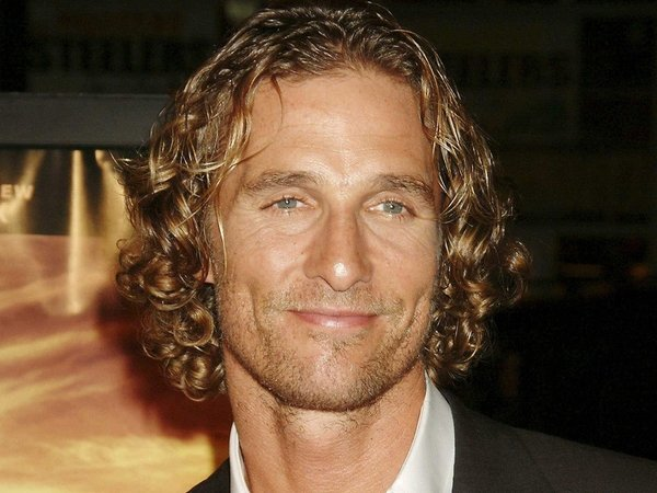 McConaughey - May play ex-Navy seal