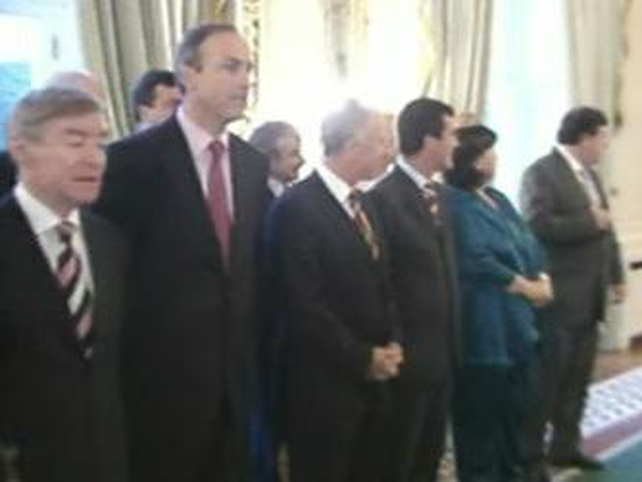 Cabinet - New ministers receive their seals of office