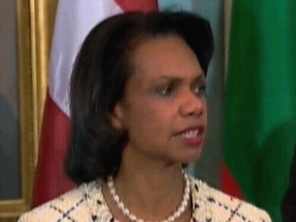 Condoleezza Rice - Announced deal in July