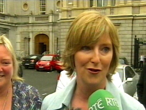 Beverley Flynn - Says she did not get allowance in previous Dáil