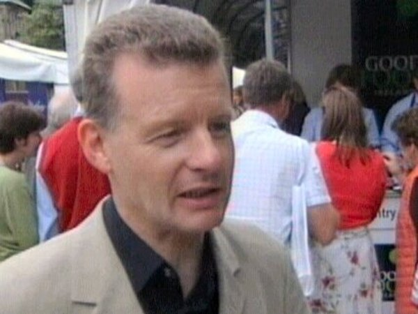 Trevor Sargent - Greens to elect successor