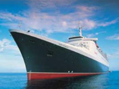 QE2 - Luxury liner is headed to Dubai in 2009