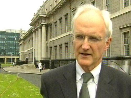 John Gormley - Will discuss issue