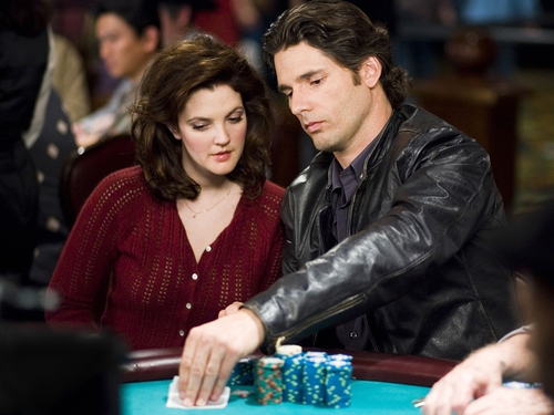 Poker gets the upper hand over romance