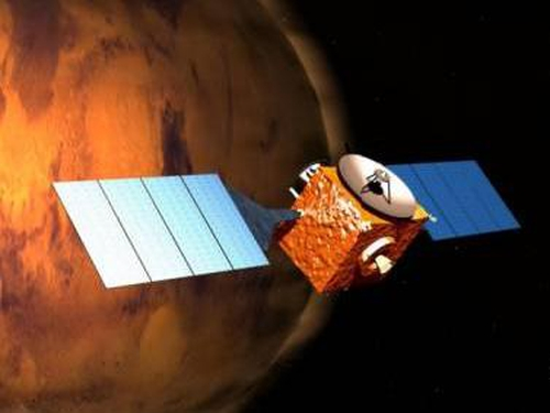 Mars - Soil contains requirements to support life