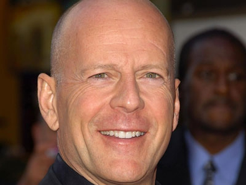 Willis - Back as wise-cracking cop John McClane