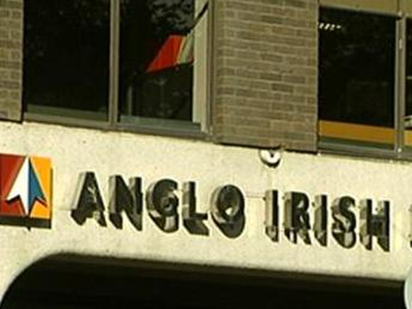 Anglo Irish shares - Drop below €1